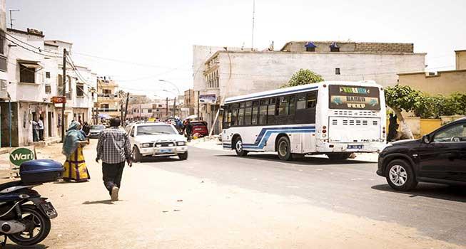 lignes bus tata senegal